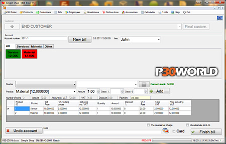 دانلود Simple Shop 1.9.9.110 – نرم افزار کنترل و مدیریت فروش