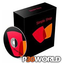 دانلود Simple Shop 1.9.9.110 - نرم افزار کنترل و مدیریت فروش