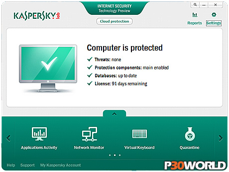 Kaspersky Anti-Virus 2013 و Kaspersky Internet Security 2013 13.0.0.3370 Final