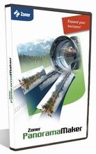 ساخت تصاویر چرخشی و 360 درجه پانوراما توسط Zoner Panorama Maker 1.0