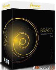 با Arturia Brass VSTi RTAS v2.0.5 صدای ترومپت ، ترومبون و ساکسیفون را شبیه سازی کنید