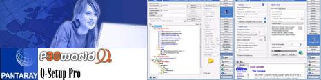 Q-Setup Installation Suite Pro v10.0 ابزاری برای ساخت فایل های Setup نرم افزاری