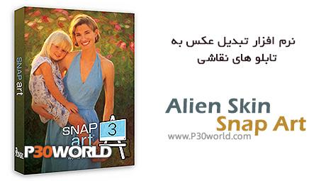AlienSkin-SnapArt