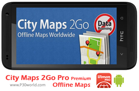 City-Maps-2Go-Pro-Offline-Maps-Premium