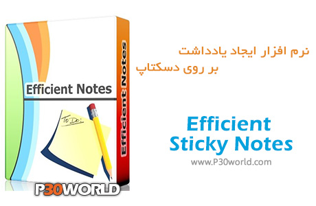 Efficient-Sticky-Notes