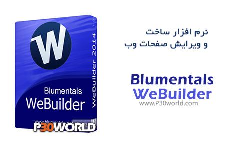 Blumentals-WeBuilder