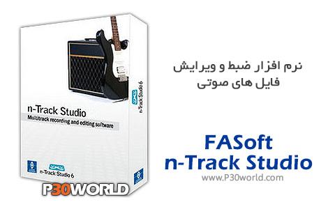 نرم افزار آهنگ سازی FASoft-n-Track-Studio