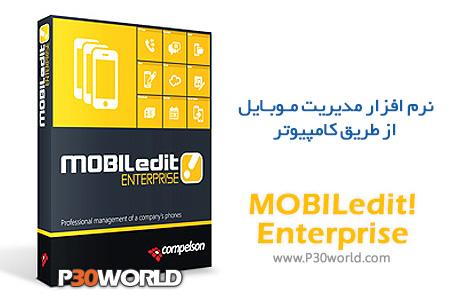 مدیریت گوشی موبایل MOBILedit!-Enterprise