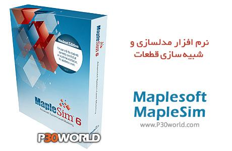 Maplesoft-MapleSim