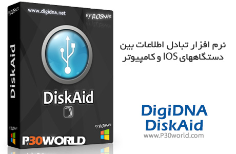 DigiDNA-DiskAid