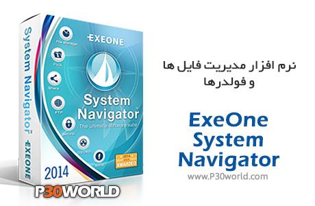 ExeOne-System-Navigator