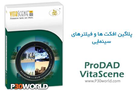 دانلود ProDAD VitaScene 3.0.257 – پلاگین فیلتر های سینمایی