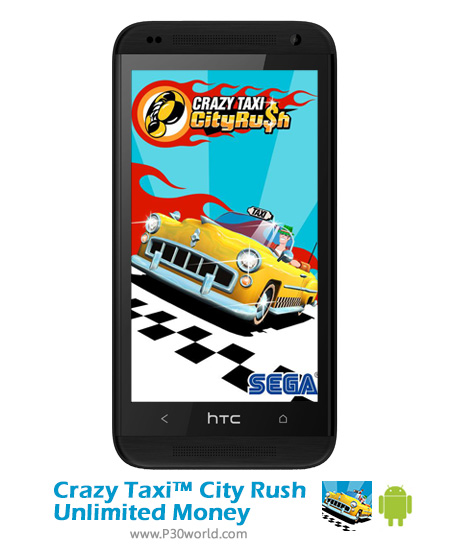Crazy-Taxi-City-Rush-Unlimited-Money