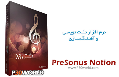 PreSonus-Notion
