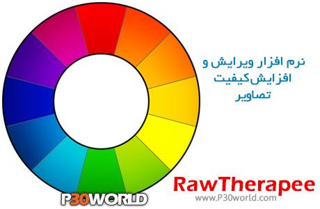دانلود RawTherapee 5.1.0 Prtable – نرم افزار ویرایش و افزایش کیفیت عکس های Raw