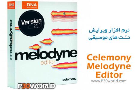 Celemony-Melodyne-Editor