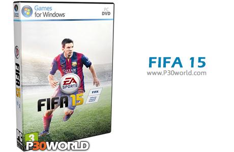 دانلود بازی FIFA 15 – بازی فیفا ۲۰۱۵ برای کامپیوتر