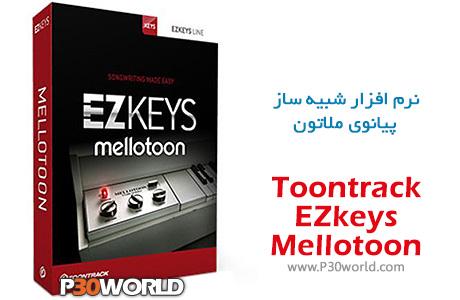 Toontrack-EZkeys-Mellotoon