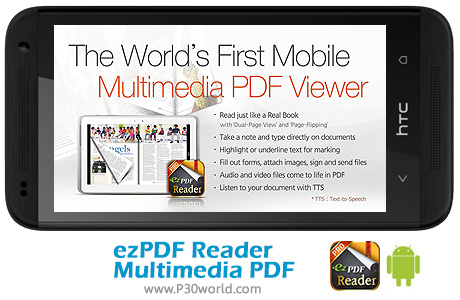 ezPDF-Reader-Multimedia-PDF