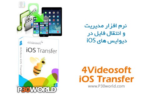 4Videosoft-iOS-Transfer