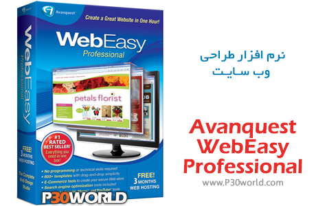 Avanquest-WebEasy-Professional