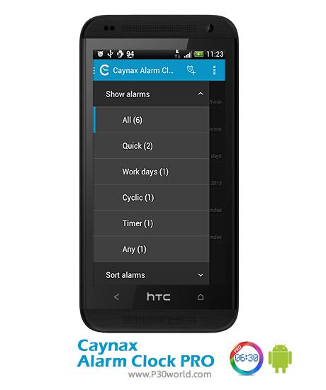Caynax-Alarm-Clock-PRO