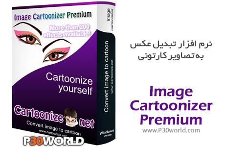 Image-Cartoonizer-Premium