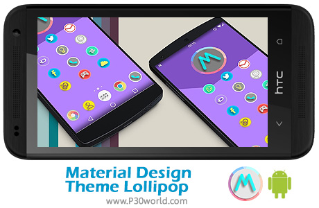 Material-Design-Theme-Lollipop