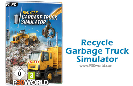 Recycle-Garbage-Truck-Simulator