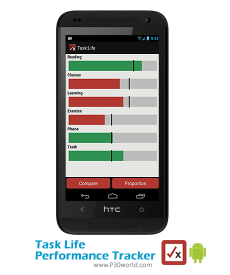 Task-Life-Performance-Tracker