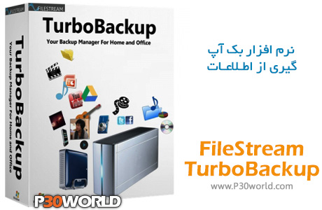 FileStream-TurboBackup