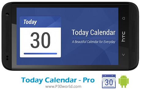 Today-Calendar-Pro