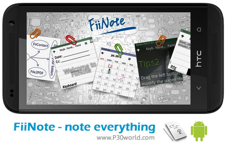 FiiNote-note-everything