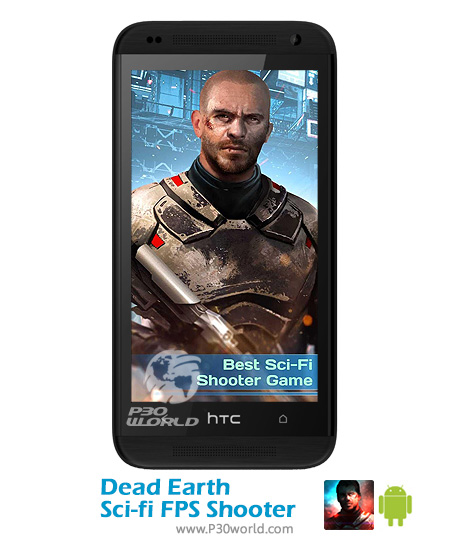 Dead-Earth-Sci-fi-FPS-Shooter