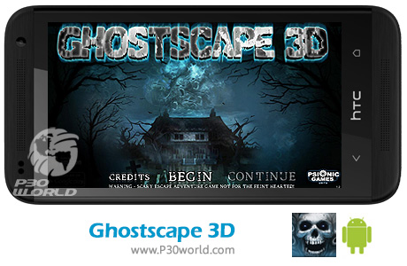Ghostscape-3D