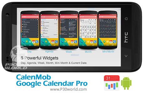 CalenMob-Google-Calendar-Pro