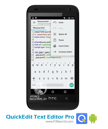 QuickEdit-Text-Editor-Pro