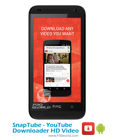 SnapTube-YouTube-Downloader-HD-Video