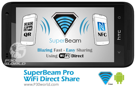 SuperBeam-Pro-WiFi-Direct-Share