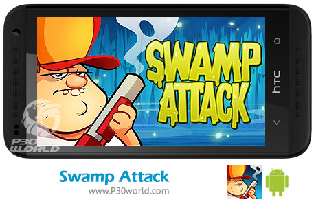 Swamp-Attack