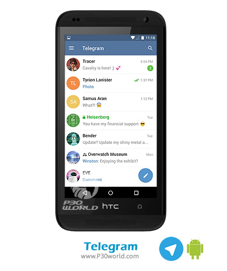 دانلود تلگرام Telegram