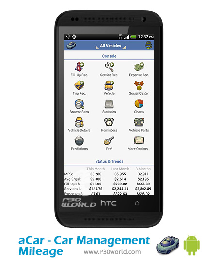 aCar-Car-Management-Mileage