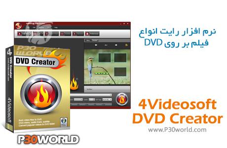 4Videosoft-DVD-Creator
