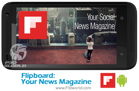 Flipboard-Your-News-Magazine