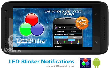 LED-Blinker-Notifications