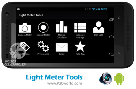 Light-Meter-Tools