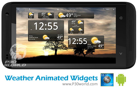 Weather-Animated-Widgets