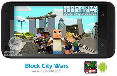 Block-City-Wars