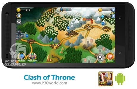 Clash-of-Throne