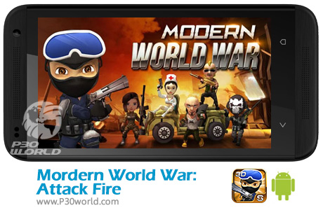 Mordern-World-War-Attack-Fire